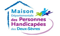 Logo Maison des personnes handicapées Deux-Sèvres (Maison Départementale du Handicap)